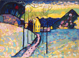 Kandinsky at Dawn