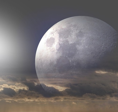 Fierce Moon